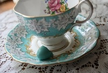 Afternoon Tea / by Helen O'Connor