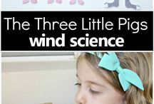 Family | Three Little Pigs Activities