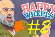 Happy wheels / Gameplay su happy wheels