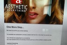 Thank you for Joining Aesthetic Everything™ Global Beauty Network! / Thank you for Joining Aesthetic Everything Beauty Network! www.aestheticeverything.com