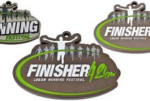 Running Medals / Medals Australia - Running Medals Customised Medals and Lanyards for your club or event. #RunningMedals