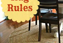 Rugs Floor Home Decor Ideas / Creative Floor Coverings Home Decor Ideas