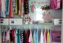 Closets / by Lori Miggins