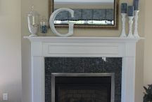 Mantle Decorating Ideas / Mantle Decorating Ideas / by Ashley Swindell