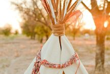 DIY | Indian Tepee