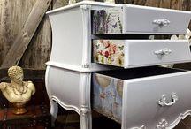 Rustic Furniture for J