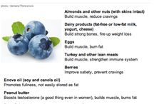 Health and Fitness / by Kyra Duffy