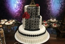 Meus bolos....minha paixão... / Bolos feitos com muito amor, carinho e dedicação.
