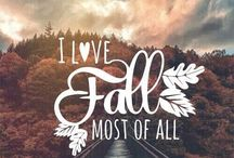 I ♥ fall, most of all