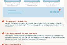 Landingssider / Vidensamling bestående af eksempler, infografikker og blogindlæg pm landingssider.  Infografik om landingsside | Layouts til landingsside | Webdesign  | Hjemmeside  | Hjemmesidedesign | Webdesigner | Layout