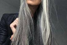 Grey hair goals