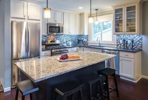 Keuken nieuwe huis