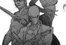 Red Hood And The Outlaws