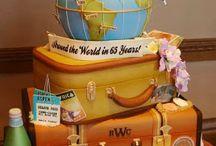 Torták utazás