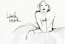 ILLUSTRATION - FASHION / Beautiful illustrations by Garance Doré
