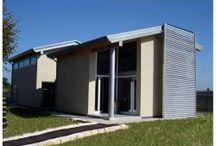 Abitazioni Ecosostenibili / In questa sezione pubblicheremo tutte le informazioni relative al mondo delle nuove abitazioni eco-sostenibili  e del risparmio energetico.