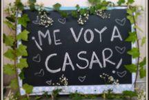 Bodas  el secreto del jardin / decoracion bodas