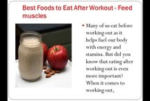 Best Foods to Eat After Workout - Feed muscles