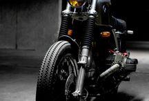 Bikes / by Wolfie