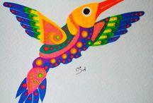 Arte mexicarra / Huichol
