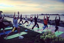 Live Well at The Del / Start your day with a beach spin class, surf the Pacific, and unwind with an ocean inspired massage.  / by Hotel del Coronado