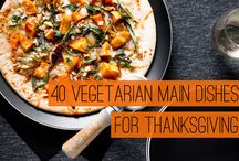 savory: vegetarian mains