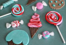 Cake toppers and Fondant / by Marie Miller