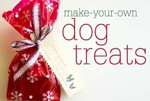 Dog treats to make / by Leasa Lewis Tittle
