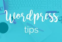 Wordpress tips | porady / wordpress, blog, css, html, plugins, themes, wp