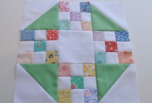 Quilts ~ Nine Patch / by Leona Dykes