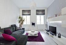Obývací pokoje / Living room / Moderní, trendy i nadčasové obývací pokoje  Home decor, design and interiors Stylish and timeless living rooms