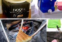 Camping ideas / by Jennifer Rodriguez
