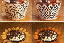 Cupcake Ideas for fall