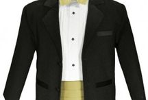 Yellow Tuxedo Packages