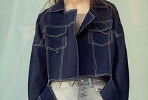 데님 재킷