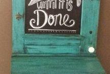 I ;-) LOVE OLD DOOR'S
