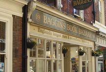 Bookshops to Visit