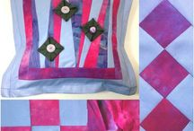 Patchwork Course Images / Beautiful images of items made on our online video patchwork courses