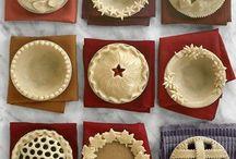 Venn Pie A Gram / Dispersal themed pies. / by Jessica Farber