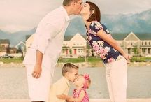 Family poses / by Melissa Barker Photography
