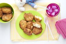 Recetas con niños / Recetas ricas, sanas y sencillas, ideales para preparar con los más pequeños de la casa.
