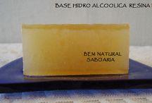 """SOAP """"BEM NATURAL"""" SABOARIA DO BRASIL / handmade soap"""