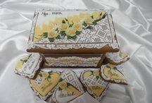 biscotto scatola