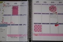 Love to Plan / This is all about planners, washi tape, stickers that I love / by Trina Finton
