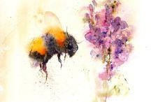Watercolour Masterclass with Jane Davies