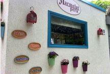 Marmelat Pera Cafe Nişantaşı / Marmelat Pera Cafe Nişantaşı http://www.gezginnerede.com/2016/04/24/marmelat-pera-cafe-nisantasi-subesinde-kahvalti-zamani-harbiye/