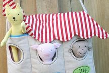 Soft puppets / by Claudia Manokian