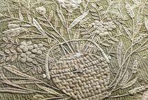 Сreation of textile art