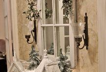 Christmas Decorations / Christmas decorations for a beautiful holiday home.
