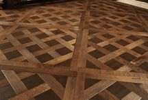 Hardwood floor patterns